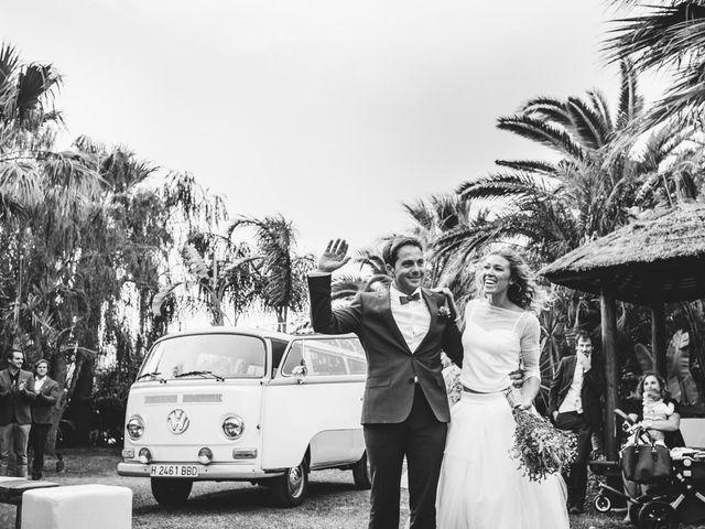 La boda de Ramón y Serena en Tarifa, Cádiz 67