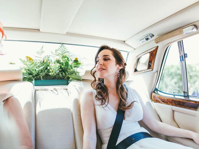La boda de Jaime y Veronica en Rascafria, Madrid 32