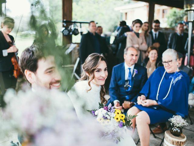 La boda de Jaime y Veronica en Rascafria, Madrid 53