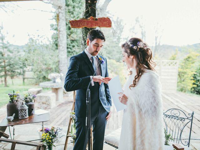 La boda de Jaime y Veronica en Rascafria, Madrid 55