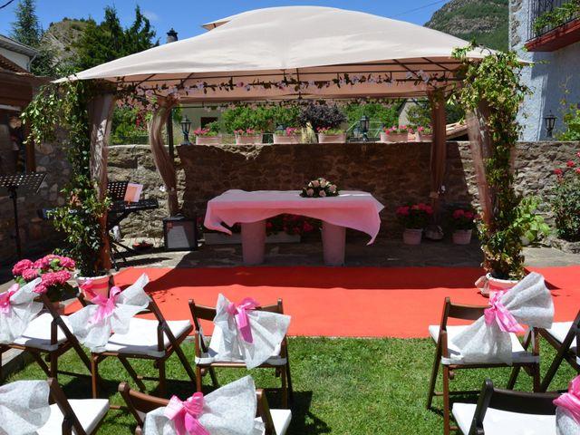 La boda de Ruben y Patricia en Arguis, Huesca 3