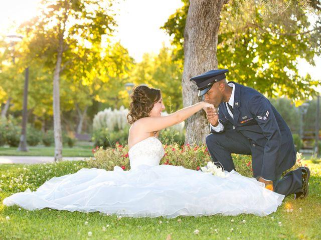 La boda de Fátima y Ennis