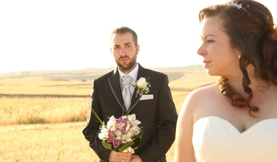 La boda de José Manuel y Laura en Carranque, Toledo