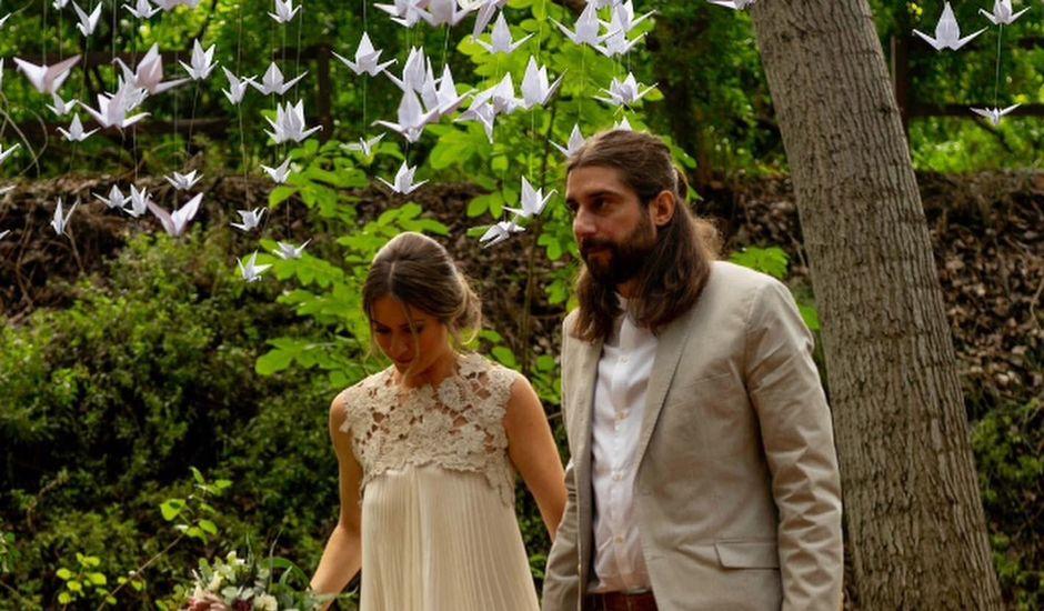 La boda de Albert y Alba en Alborache, Valencia