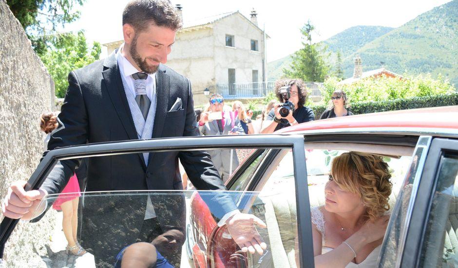 La boda de Ruben y Patricia en Arguis, Huesca