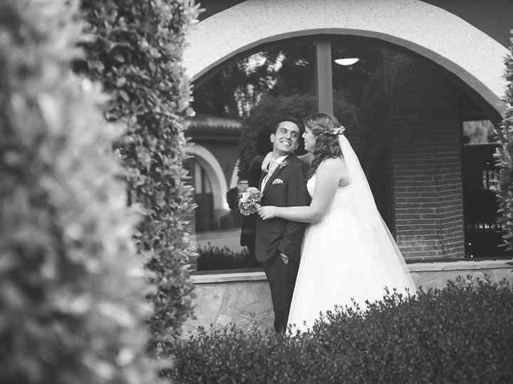 La boda de Belén y Álvaro