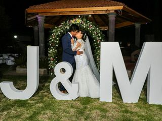 La boda de Magdhen y Jonathan 1