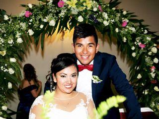 La boda de Magdhen y Jonathan