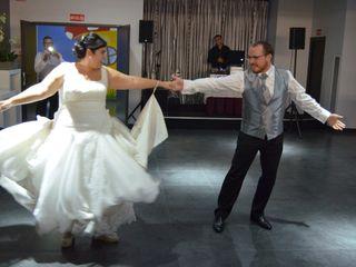 La boda de Javier y Silvia