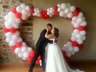 La boda de Alina y Kiko