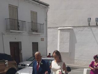 La boda de Carolina y Antonio 1