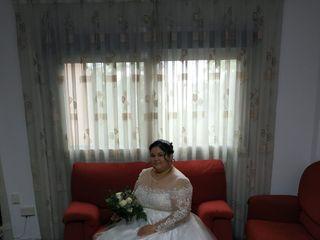 La boda de Victoria y Ismael  1