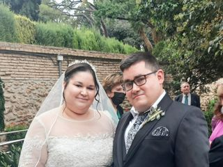 La boda de Victoria y Ismael