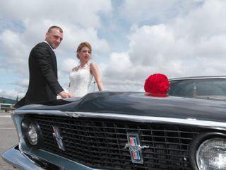 La boda de Irene y Ismael