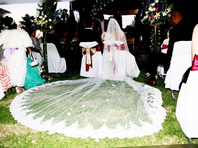 La boda de Jonathan y Magdhen en Puebla De Valles, Guadalajara 5