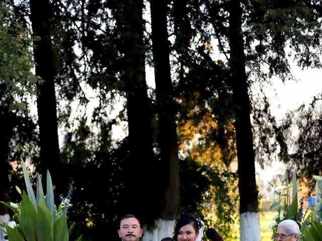 La boda de Jonathan y Magdhen en Puebla De Valles, Guadalajara 10