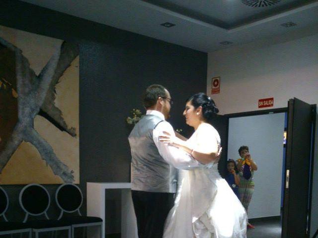 La boda de Silvia y Javier en Granada, Granada 4