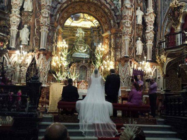 La boda de Silvia y Javier en Granada, Granada 6