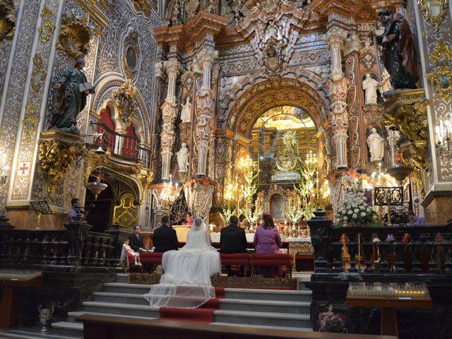 La boda de Silvia y Javier en Granada, Granada 1