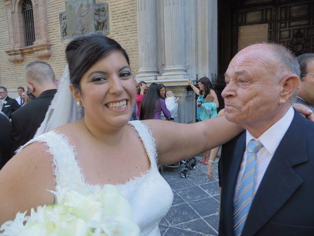 La boda de Silvia y Javier en Granada, Granada 8