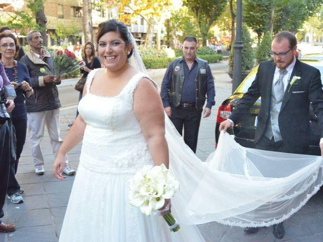 La boda de Silvia y Javier en Granada, Granada 11