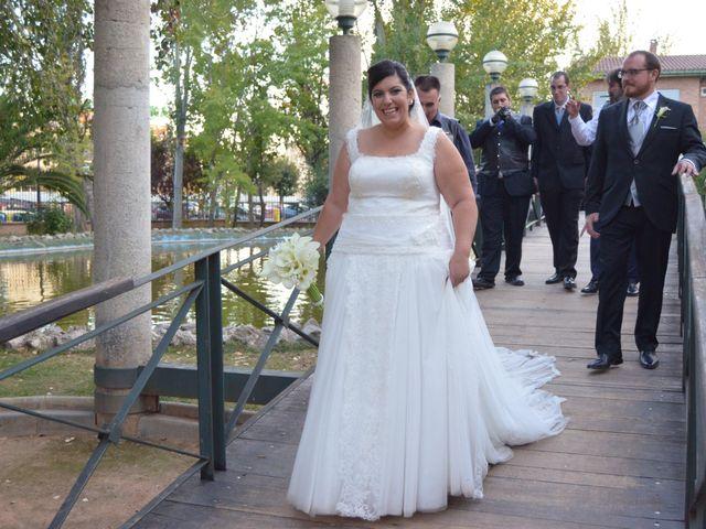 La boda de Silvia y Javier en Granada, Granada 13