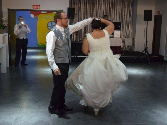 La boda de Silvia y Javier en Granada, Granada 15
