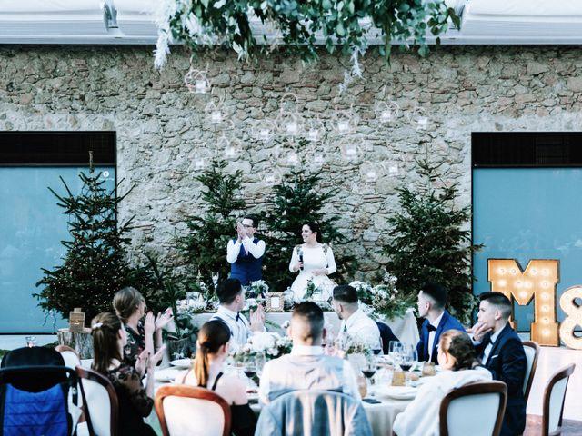 La boda de Marcos y Melody en Sant Cugat Del Valles, Barcelona 32