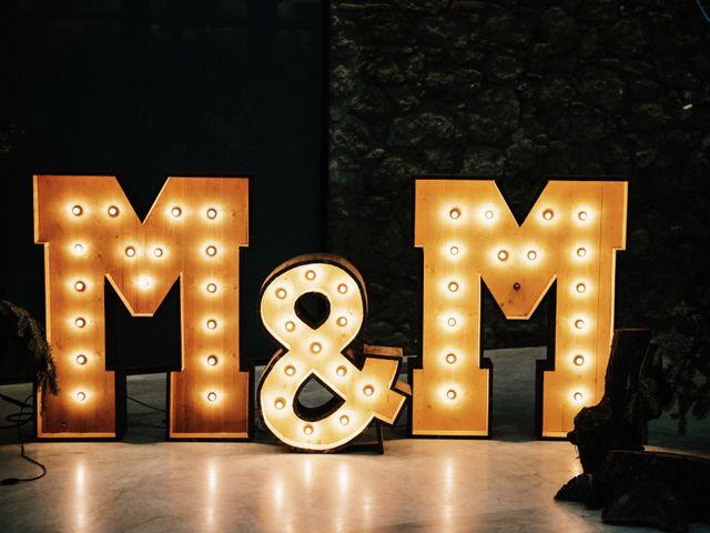La boda de Marcos y Melody en Sant Cugat Del Valles, Barcelona 34