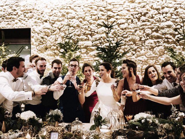 La boda de Marcos y Melody en Sant Cugat Del Valles, Barcelona 1