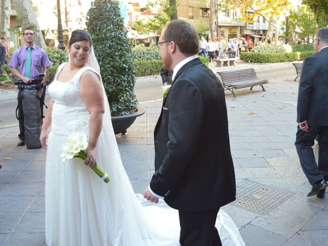 La boda de Silvia y Javier en Granada, Granada 12