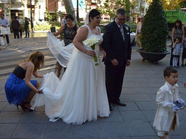 La boda de Silvia y Javier en Granada, Granada 7