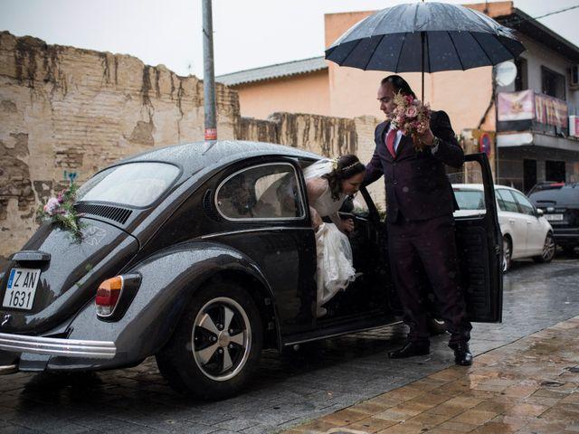 La boda de Moises y Milagros en Toledo, Toledo 36