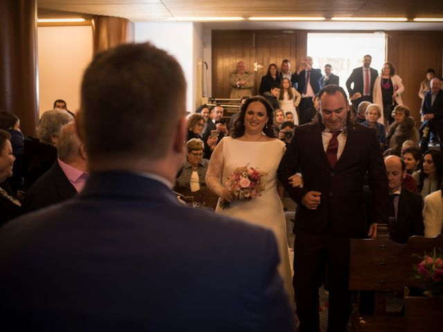 La boda de Moises y Milagros en Toledo, Toledo 37