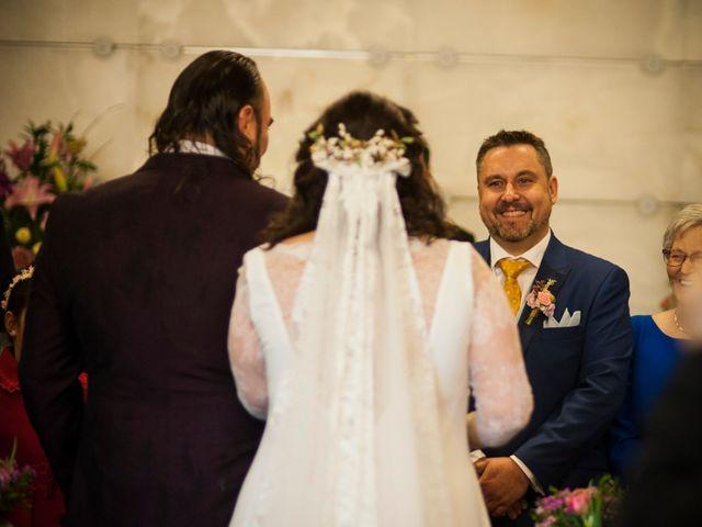 La boda de Moises y Milagros en Toledo, Toledo 39