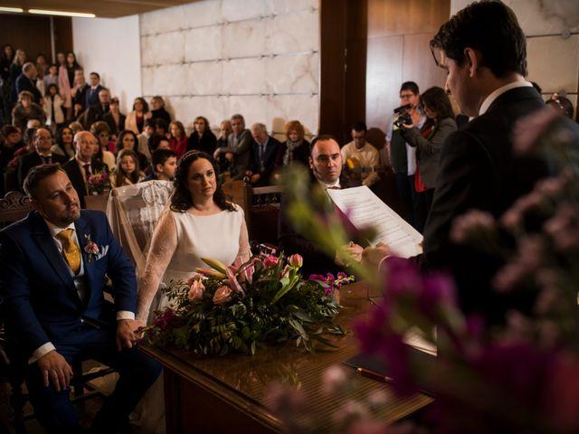 La boda de Moises y Milagros en Toledo, Toledo 42