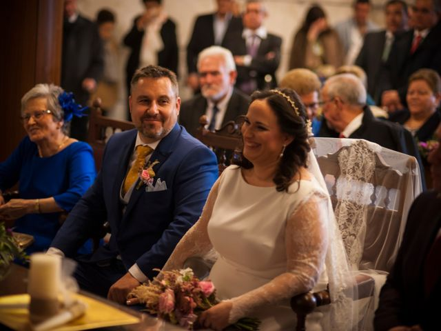 La boda de Moises y Milagros en Toledo, Toledo 45