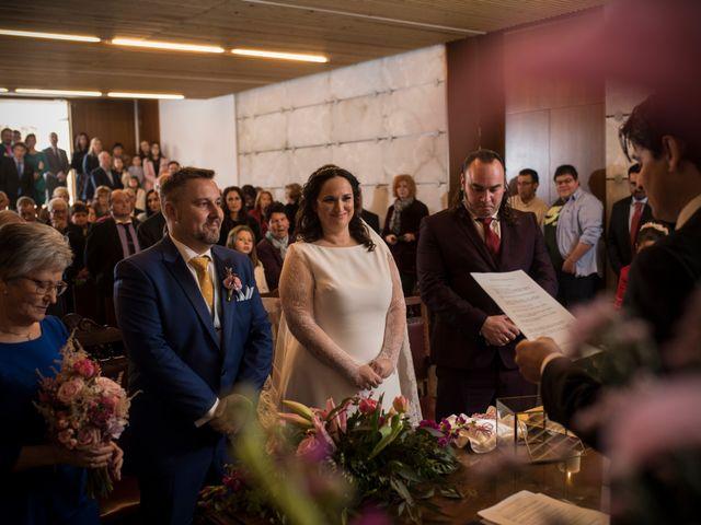 La boda de Moises y Milagros en Toledo, Toledo 48