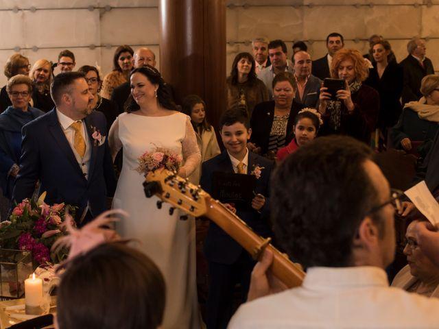 La boda de Moises y Milagros en Toledo, Toledo 54