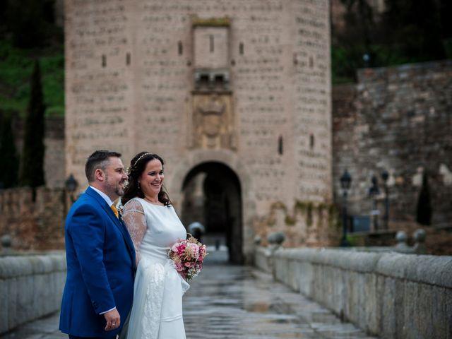 La boda de Moises y Milagros en Toledo, Toledo 60