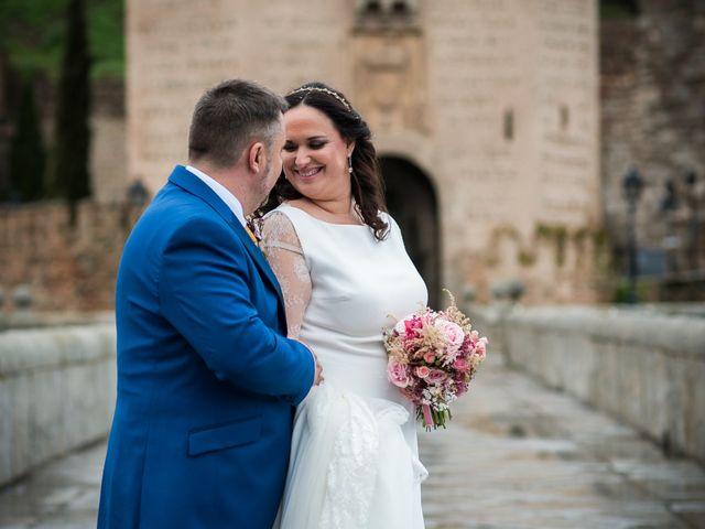 La boda de Moises y Milagros en Toledo, Toledo 61