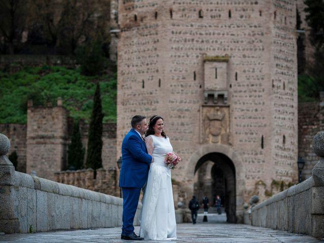 La boda de Moises y Milagros en Toledo, Toledo 62