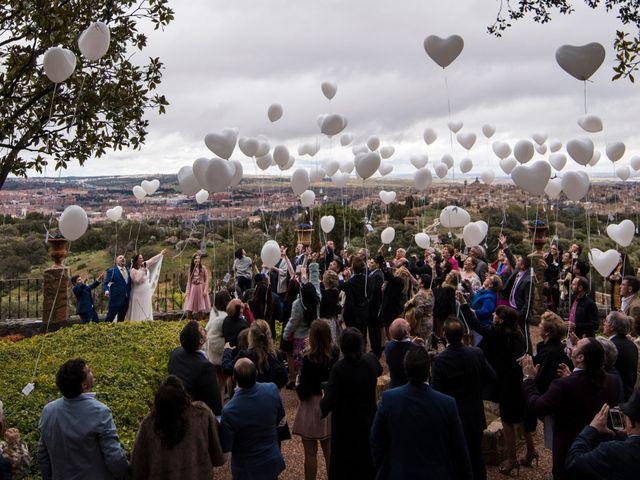 La boda de Moises y Milagros en Toledo, Toledo 68