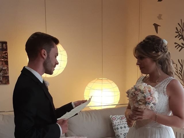 La boda de Marcos y Mireia en Sentmenat, Barcelona 15