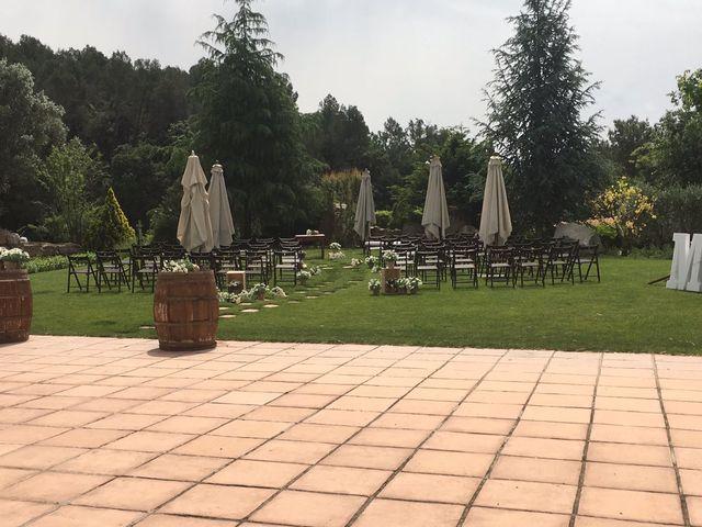 La boda de Marcos y Mireia en Sentmenat, Barcelona 1