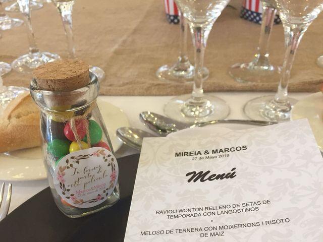 La boda de Marcos y Mireia en Sentmenat, Barcelona 37