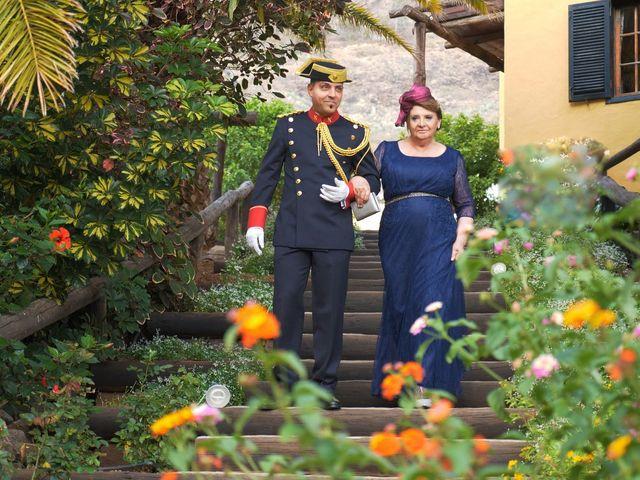 La boda de Efren y Abenchara en Galdar, Las Palmas 6