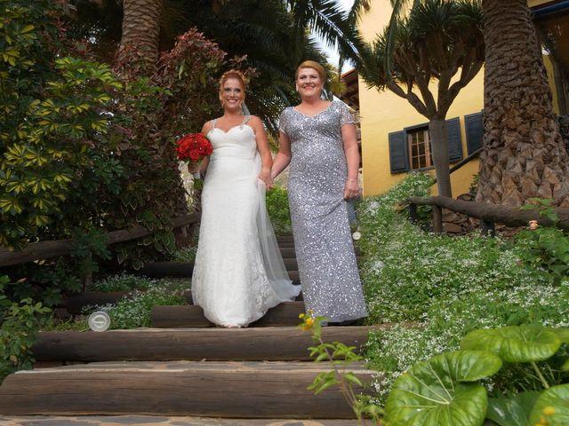 La boda de Efren y Abenchara en Galdar, Las Palmas 8