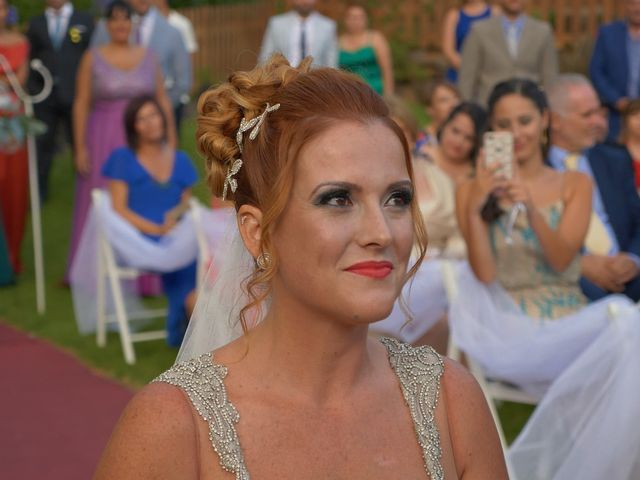 La boda de Efren y Abenchara en Galdar, Las Palmas 10