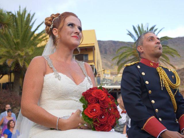 La boda de Efren y Abenchara en Galdar, Las Palmas 11